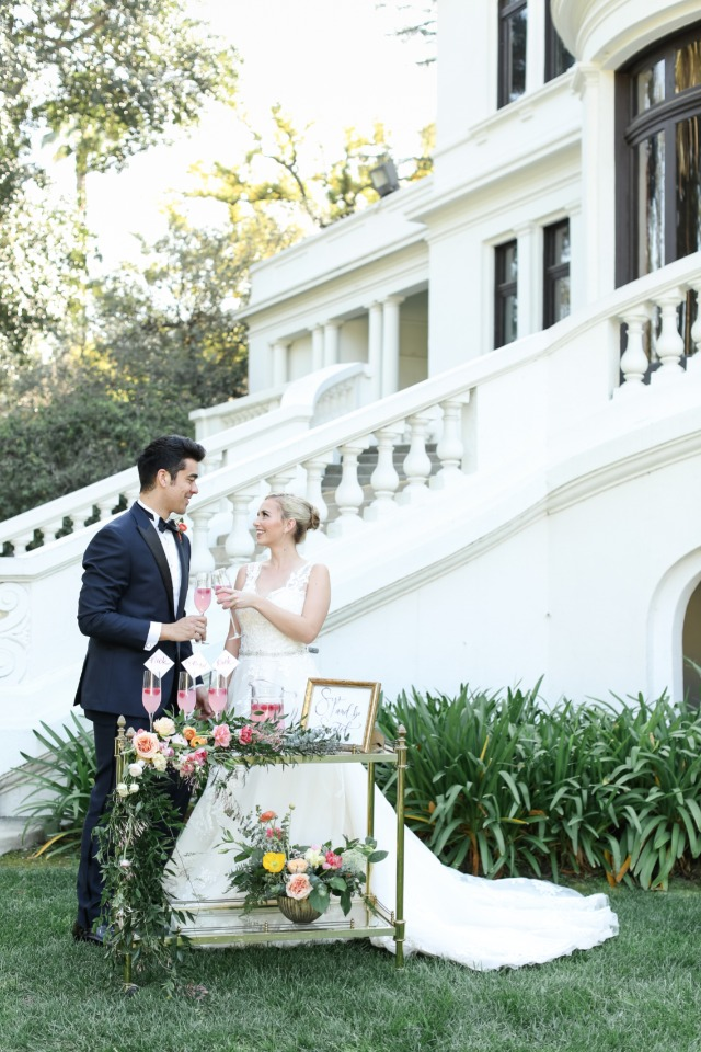 Southern inspired wedding ideas in California