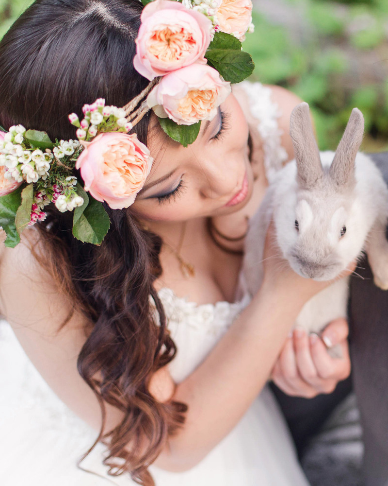 Holy crap this shoot is perfection!! Who wants a bunny?