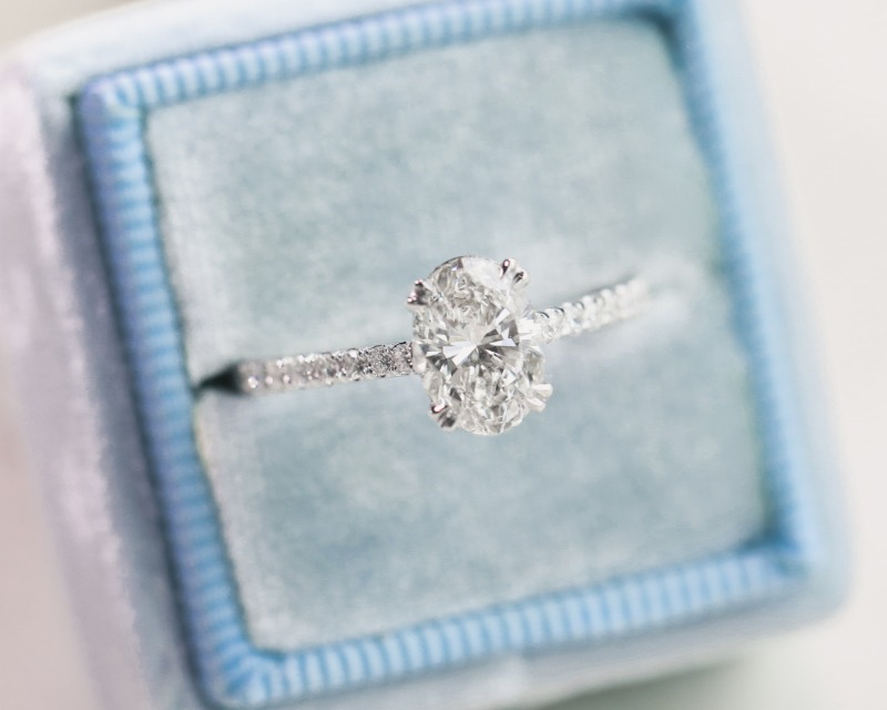 Want to design your own ring or stacker? Or need help finding your GF's dream engagement ring? Reach out and one of our Diamond