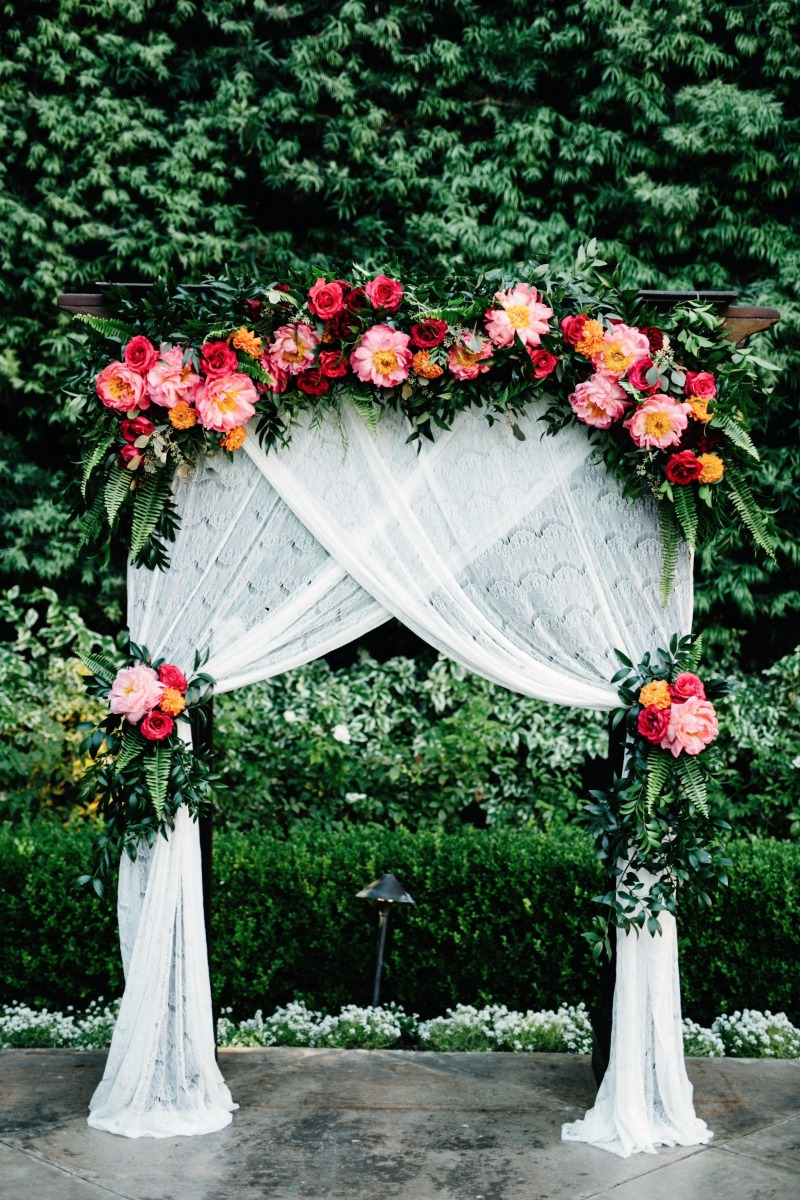 Event design and coordination by Confetti Skies