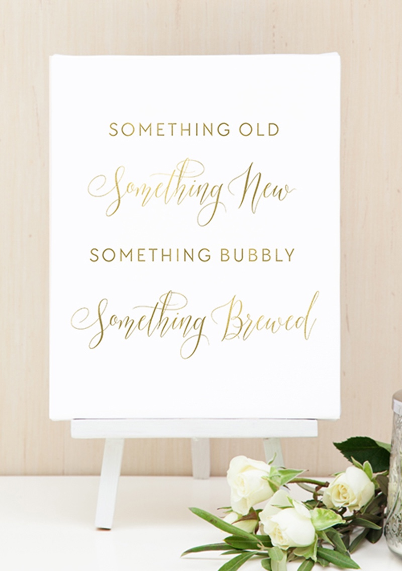 Miss Design Berry's Carolyn Wedding Signs are the perfect way to add some extra direction & decor to your wedding reception. This