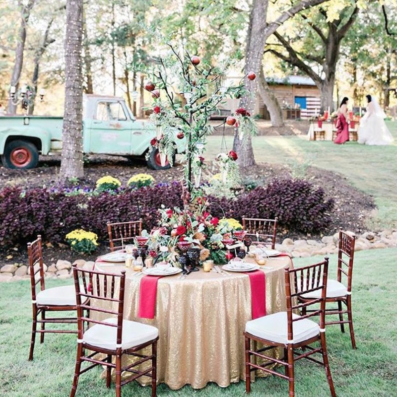 Inspiration Image from Walnut Hill Farms Wedding Venue