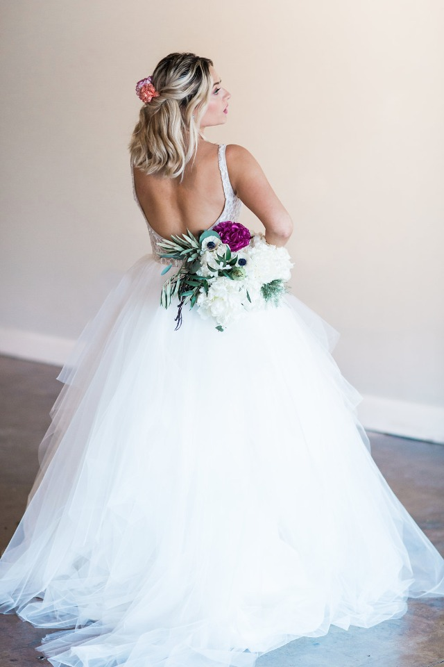 Love this Hayley Paige gown