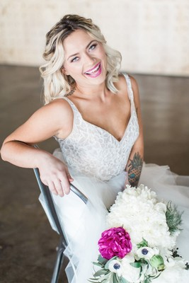 Bright and Cheerful Coloring Book Inspired Wedding Ideas