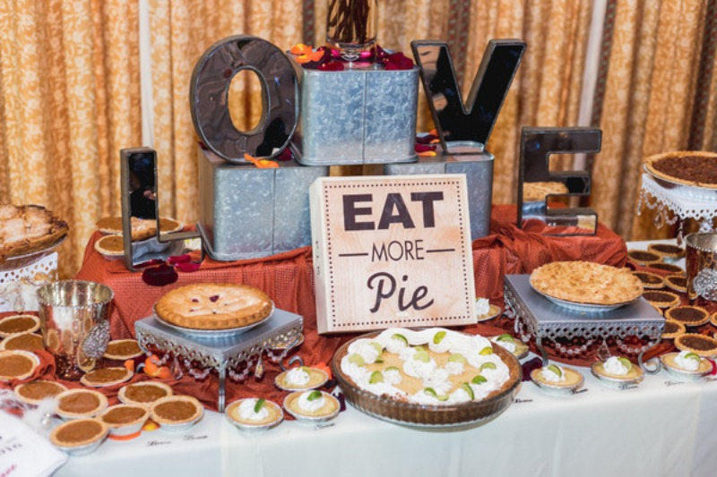 Eat More Pie! Creative Dessert Table Ideas