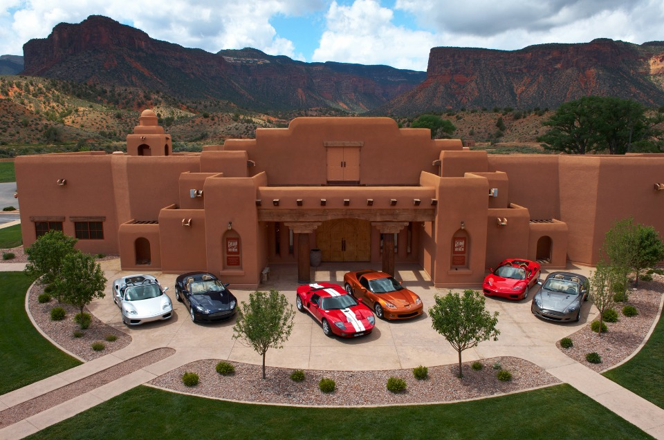 Driven Experience at Gateway Canyons Resort in Colorado
