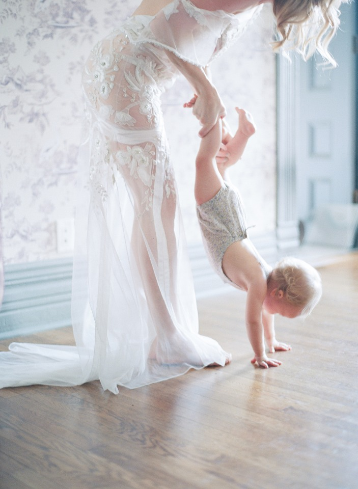 Do you and your partner want children? Better to discuss this before the wedding.