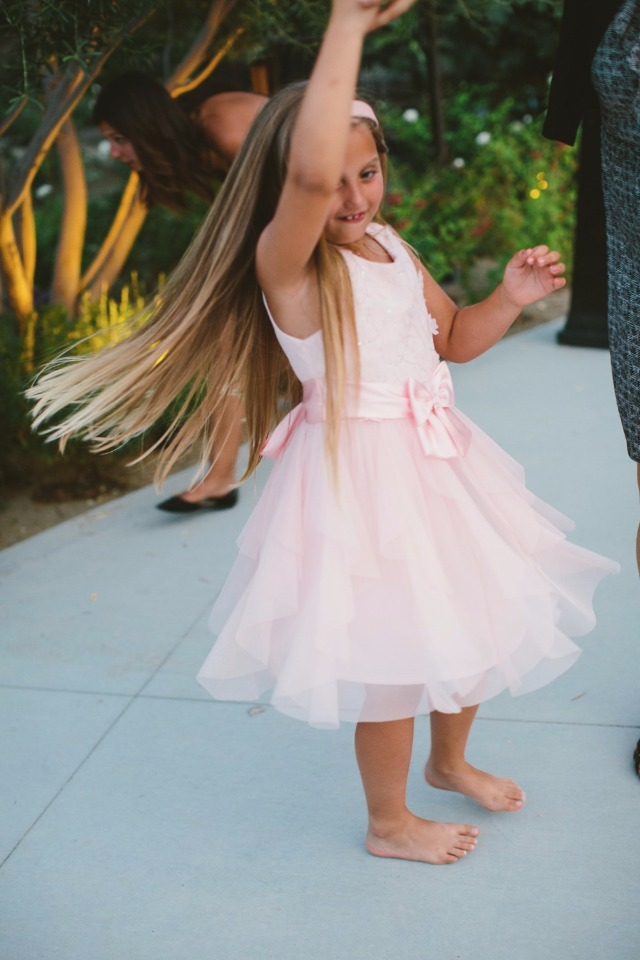 cute flower girl for your big day
