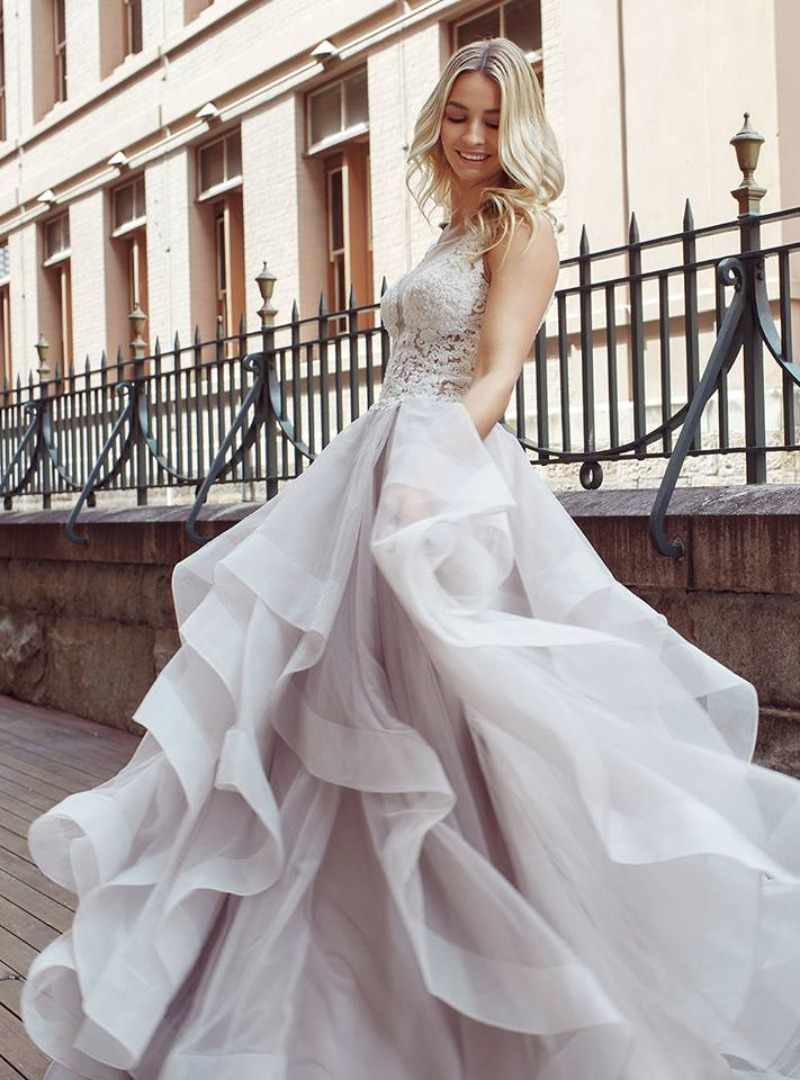 Inspiration Image from Shades Of White Bridal Boutique