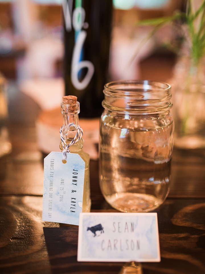 sweet little wedding favors