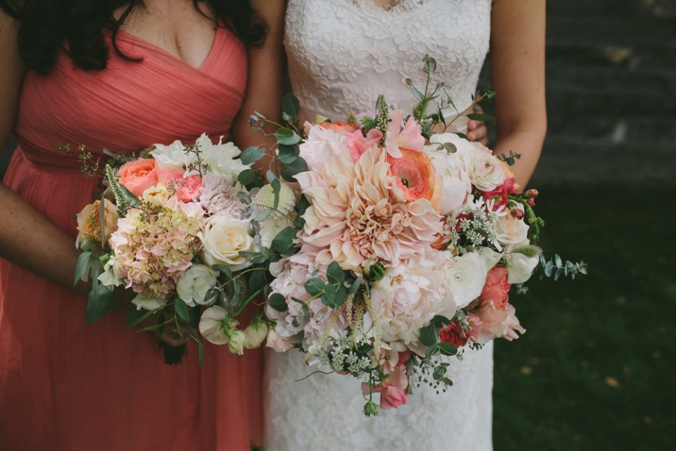 Bloomin bouquets