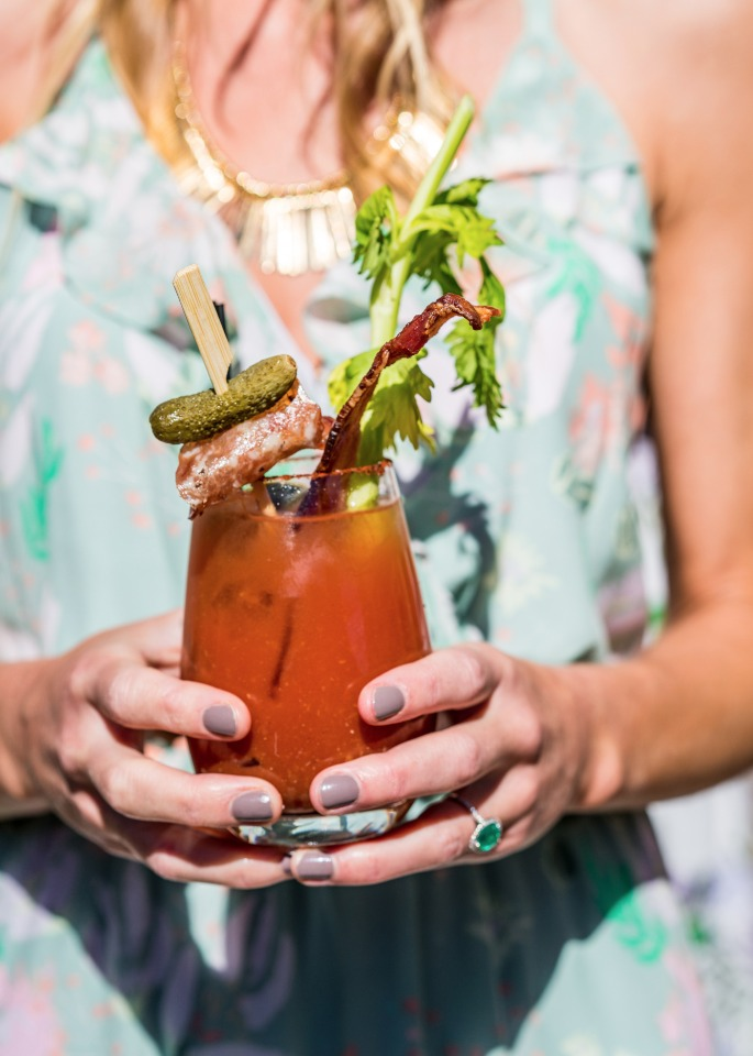 Make your own bloody mary's