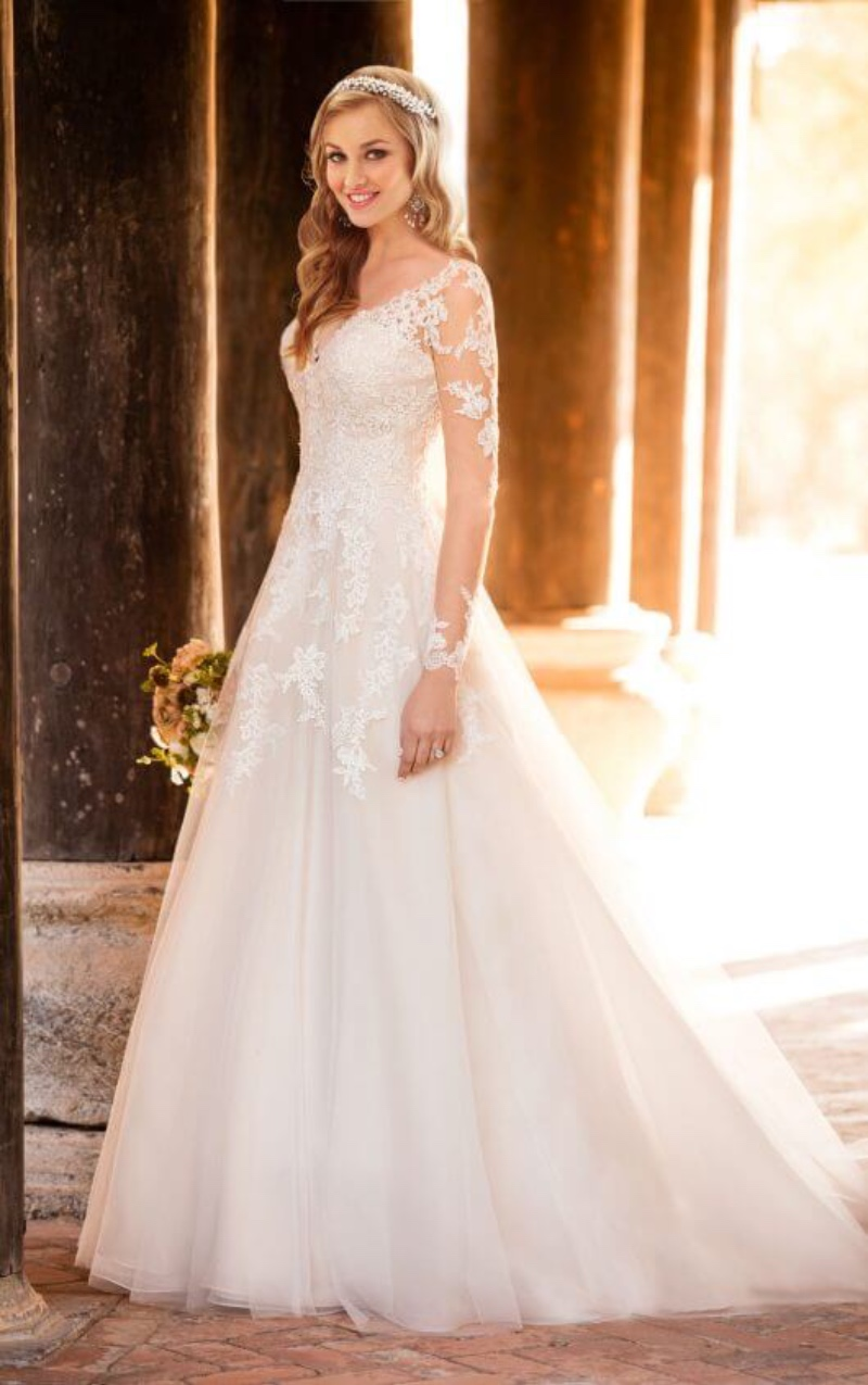 Inspiration Image from Bella Lily Bridal