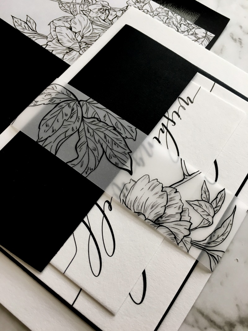 Inspiration Image from Paper Minx