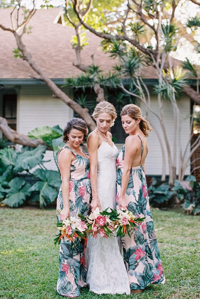 troical-bridesmaid-dresses