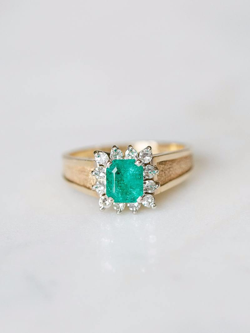 The Bouvier Ring.
