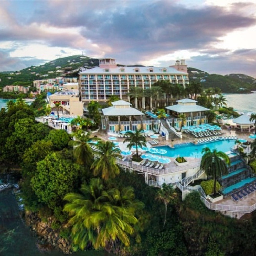 Profile Image from Frenchman's Reef & Morning Star Marriott Beach