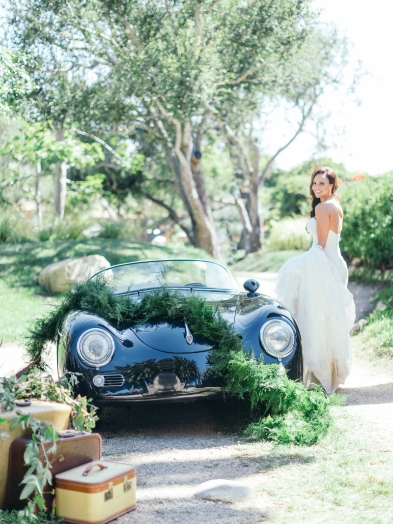 Elegant, vintage, styled elements by Otis and Pearl and Ella and Louie for this Villa Della Famiglia wedding in Santa Barbara.