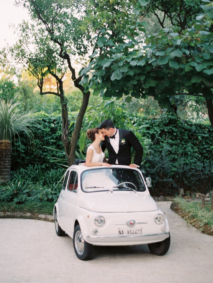 when it italy one must drive a Fiat