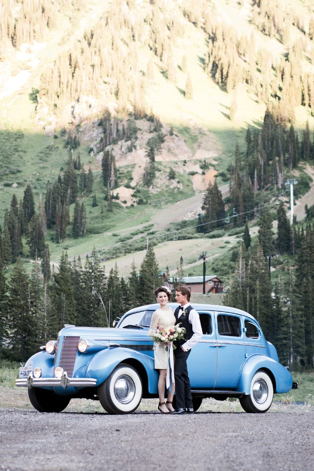 Beautiful French wedding ideas in Utah