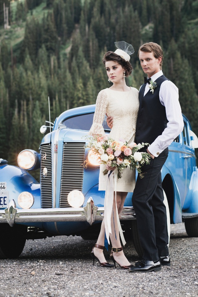 Regal French Vintage wedding inspiration