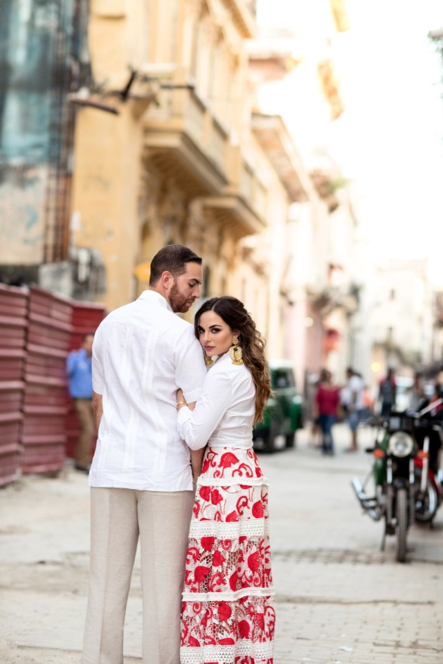 engagement in Cuba