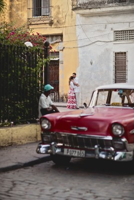 Hot Cuban Days and Even Hotter Cuban Nights!