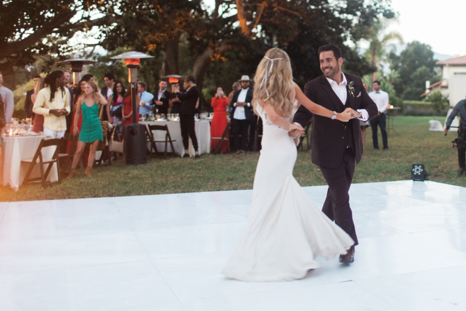 wedding dance made more special with dance lessons