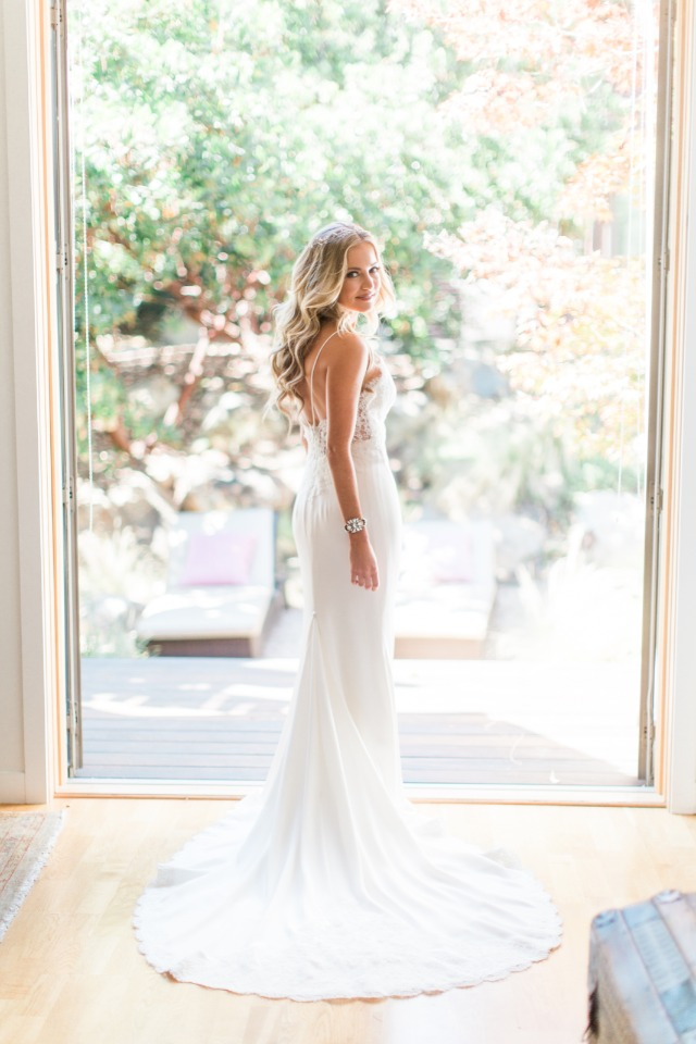 How to find your perfect dress, ask this bride