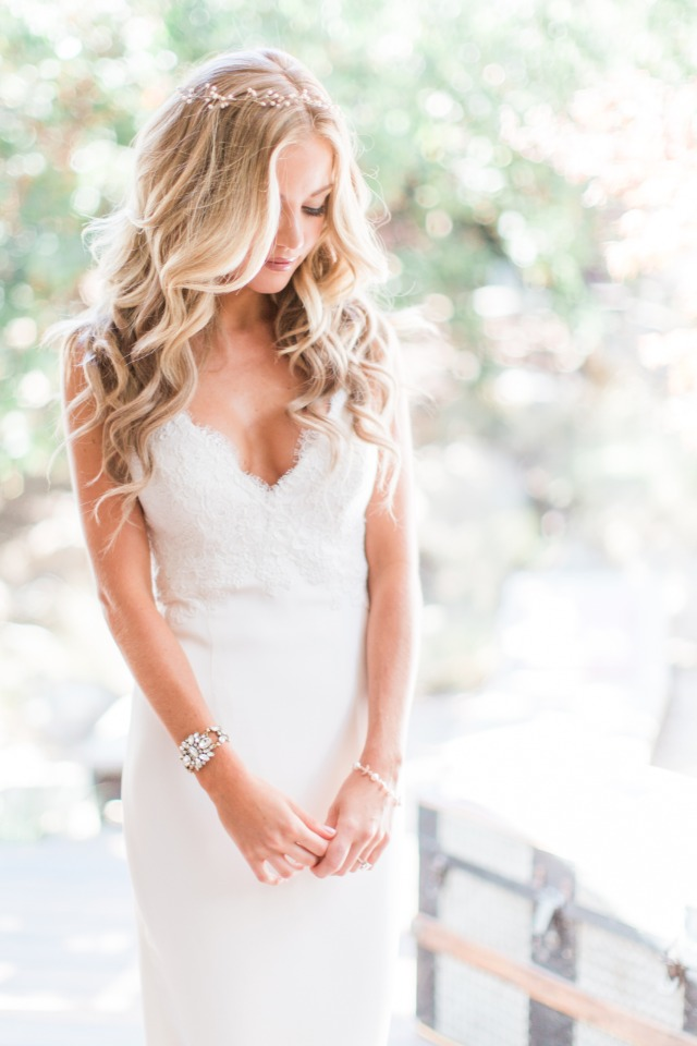custom wedding dress that we are dying over