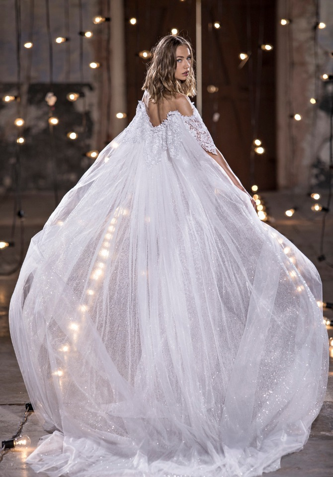 wedding dress veil cape