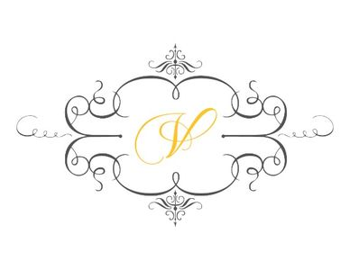 Fancy Custom Free Printable Wedding Monogram