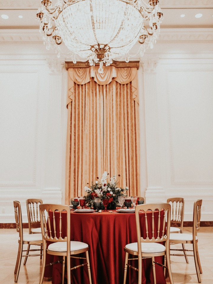 weddings at the Nixon Library in Orange County, California