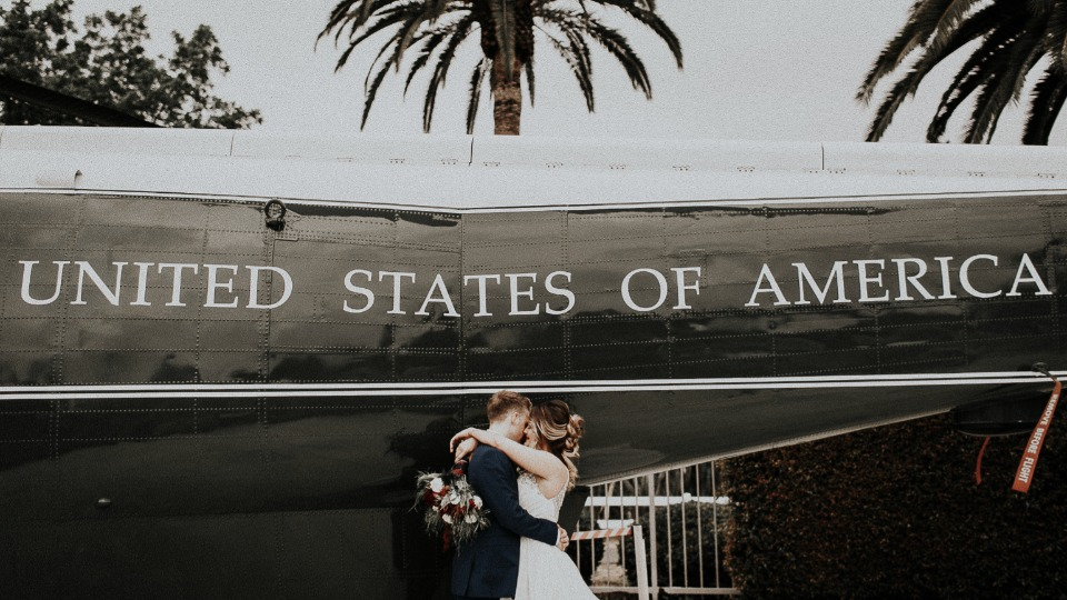 Nixon library wedding ideas