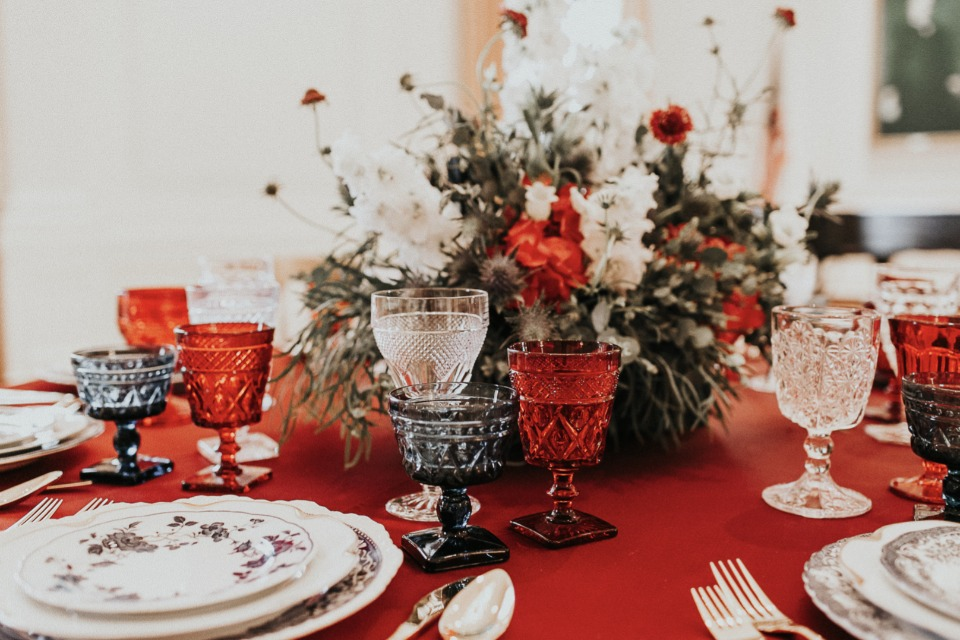 vintage 4th of July wedding ideas