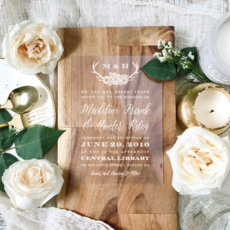 clear invitations from Basic Invite