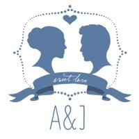 Silhouette Free Printable Wedding Monogram
