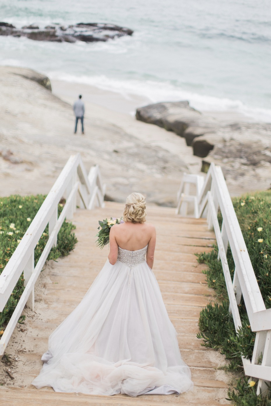 breath taking first look at Wind and Sea in La Jolla, California