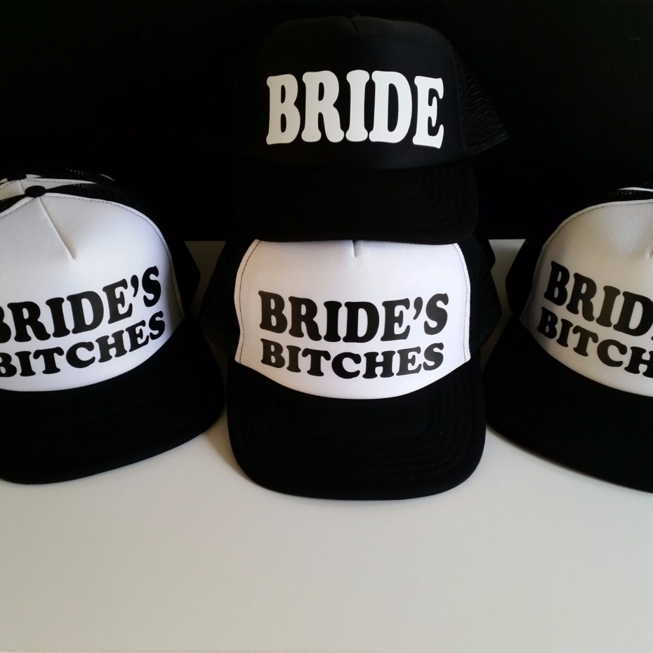 Bachelorette Trucker Hats