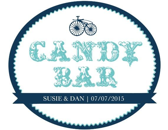 Print: Candy Bar Free Printable Wedding Sign