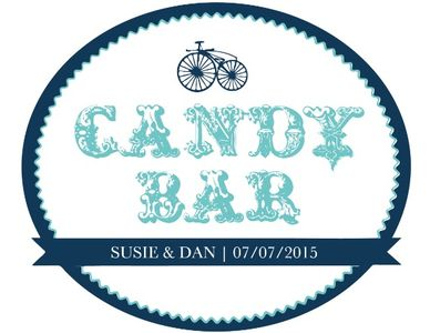 Candy Bar Free Printable Wedding Sign