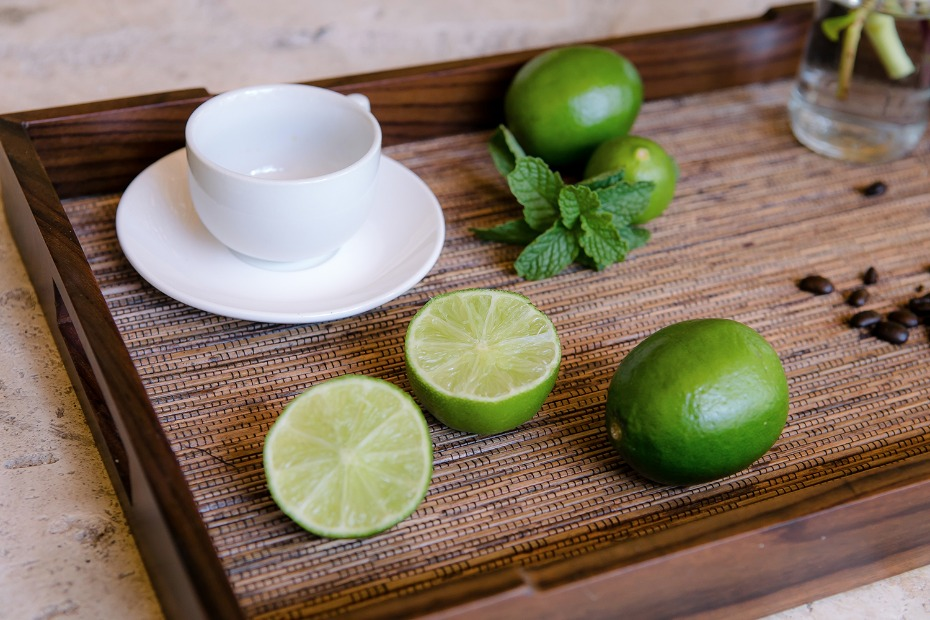 limes and stuff