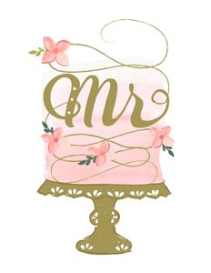 Mr. and Mrs. Free Printable Wedding Chair Signs