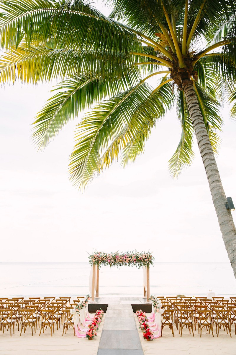 Seaside sophistication for your wedding in Thailand