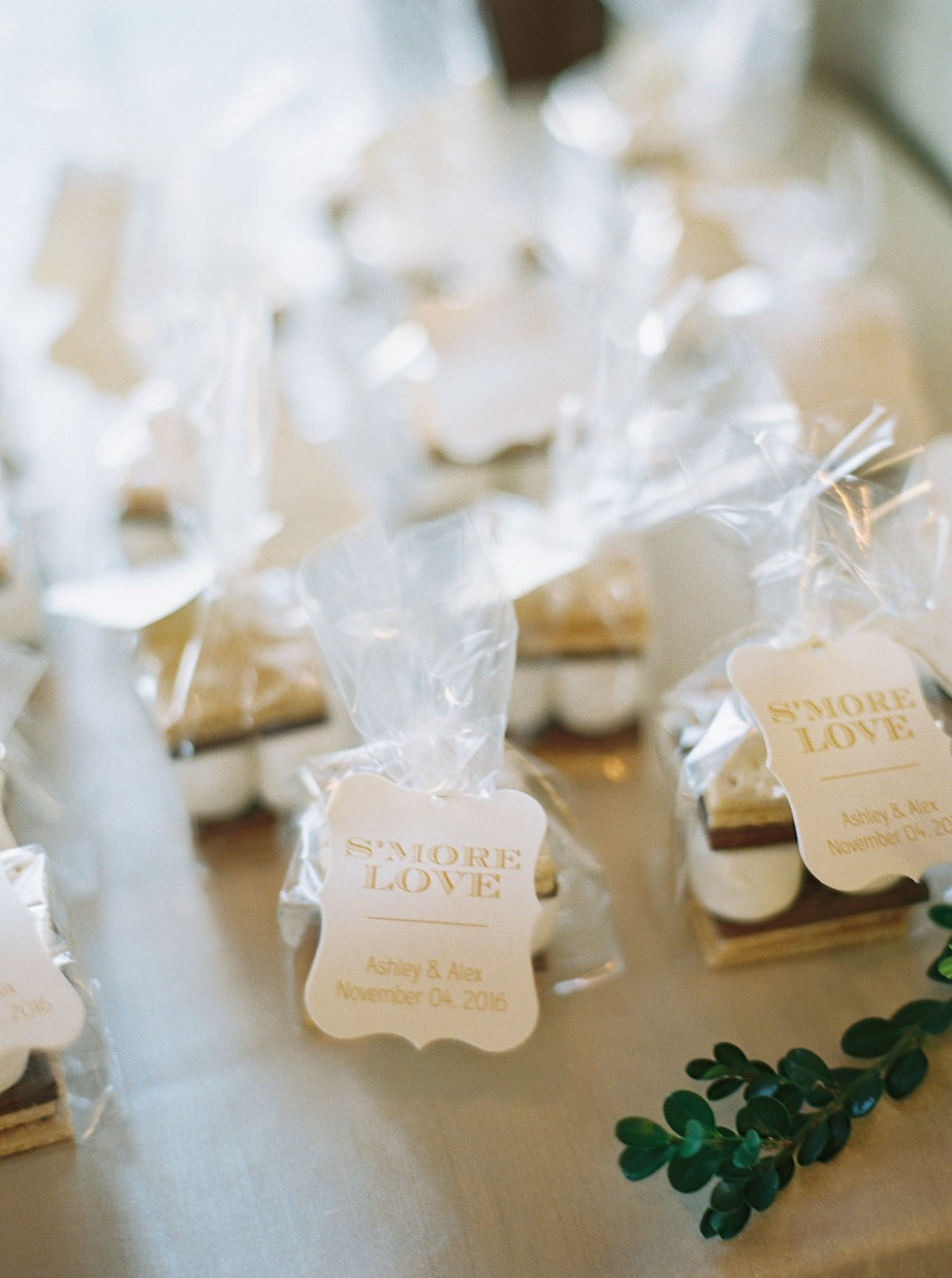 S'more Love favors