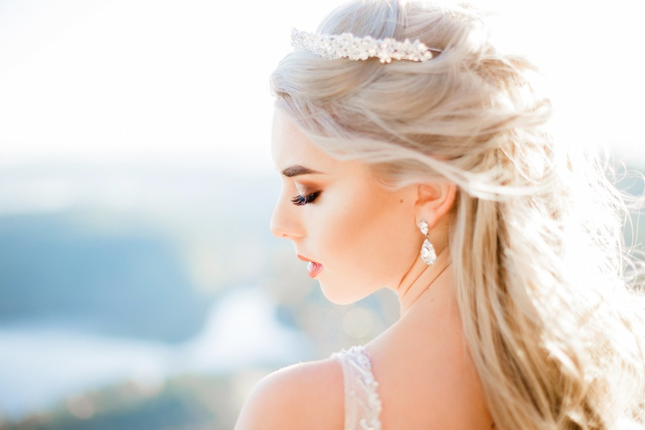 wedding hair and makeup odea