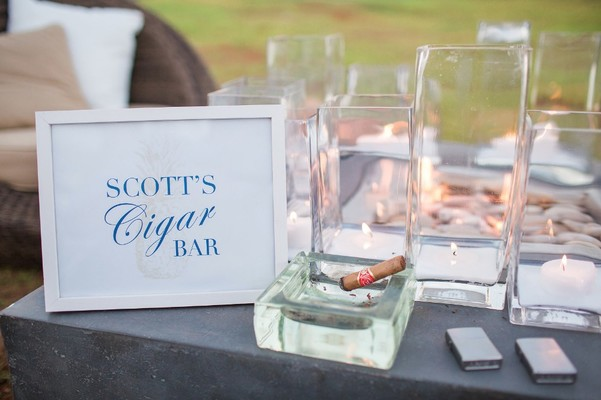 Glam Private Estate Wedding in Kauai