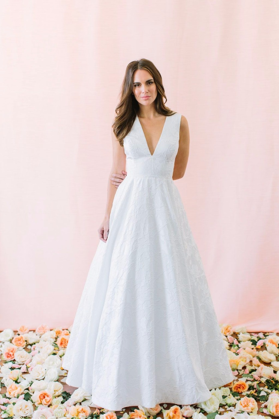 Wedding dresses made in the usa by kate mcdonald for Wedding dresses in the usa