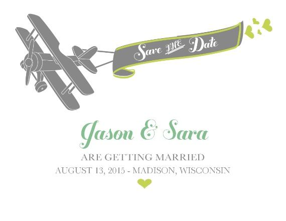 Print: Destination Wedding Free Printable Save The Date