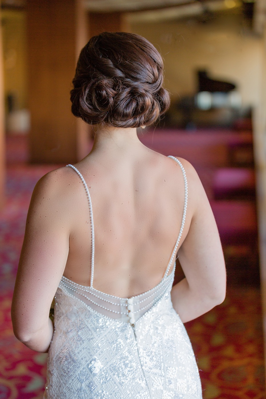 Prettiest wedding hair